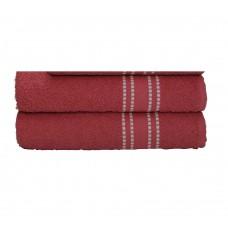 Toalha de Banho Avulsa Camesa Linea 1 Peça Vermelha