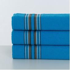 Toalha de Banho Avulsa Groh Lisboa 1 Peça Azul