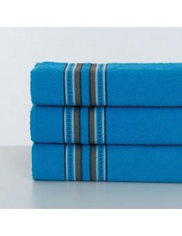 Toalha de Rosto Avulsa Groh Lisboa 1 Peça Azul