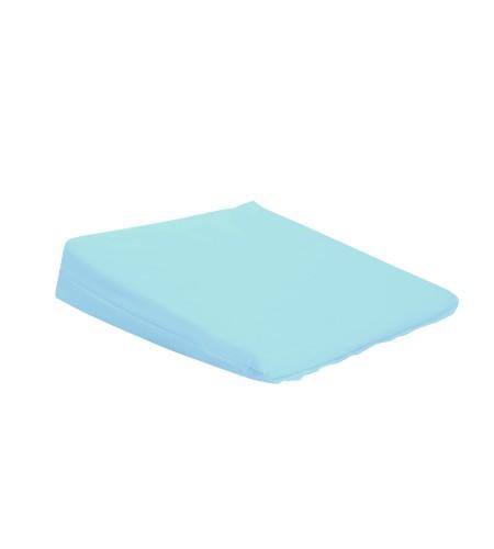 Capa para Travesseiro Rampa Antirrefluxo para Berço Bambi Azul