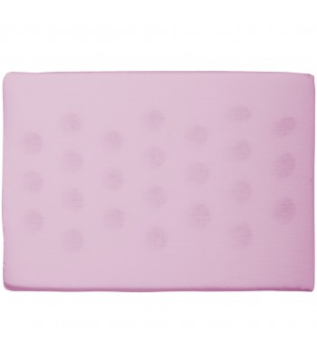 Travesseiro Antissufocante Para Bebê Bercinho Rosa