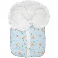Porta Bebê Turma da Monica Baby Estampado Cebolinha e Cascão