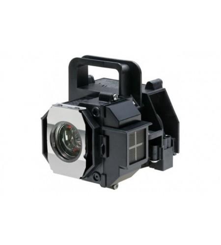 Lâmpada Projetor Epson S18 Powerlite S18 / H430A / ELPLP78 Com Capa