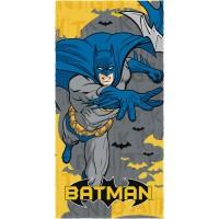 Toalha de Banho Infantil Felpuda Batman