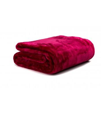 Cobertor de Casal Soft Microfibra Naturalle 300grs 1,80 x 2,20 mts Blackberry