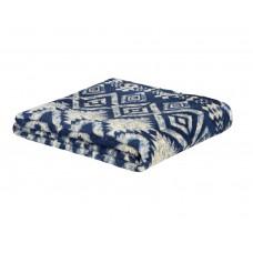 Cobertor de Casal Estampado Microfibra Sultan 180grs 1,80 x 2,00 mts Azul 1